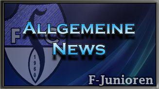 F-Junioren starten in die neue Runde