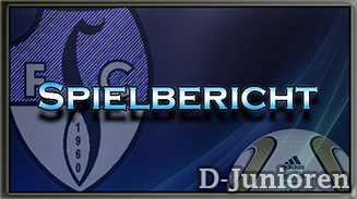 5. Spieltag D-Junioren:  TSV Rohr II vs. FC Feuerbach