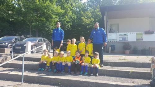 Bambini FC Feuerbach 01 (13.01.2019)