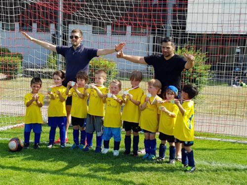 Bambini FC Feuerbach 03 (13.01.2019)