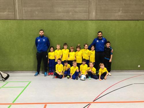 Bambini FC Feuerbach 10 (13.01.2019)