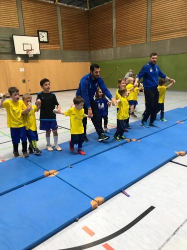 Bambini FC Feuerbach 11 (13.01.2019)