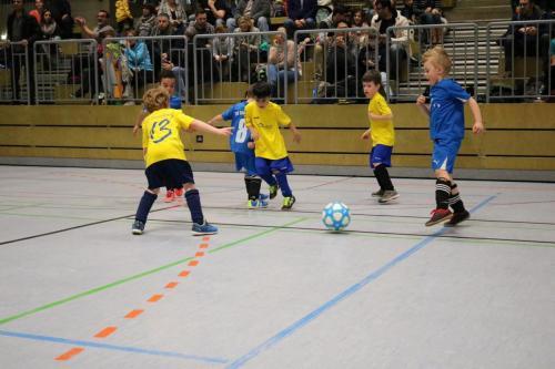 Bambini FC Feuerbach 14 (13.01.2019)