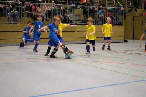 Bambini FC Feuerbach 15 (13.01.2019)