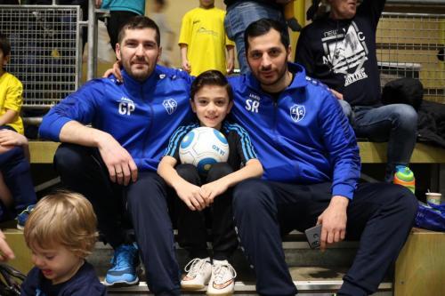 Bambini FC Feuerbach 16 (13.01.2019)